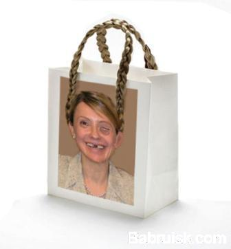 тимошенко в сумке
