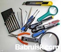 инструменты, лупы, пинцеты, столярка и прочая ерунда