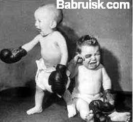 Дружное детство братьев Кличко