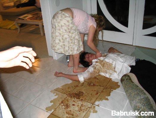 пьяная мразь
