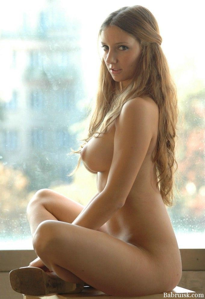 Sex heavenly cute nude girl