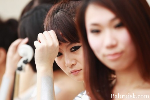 Гран-при Китая, девушки