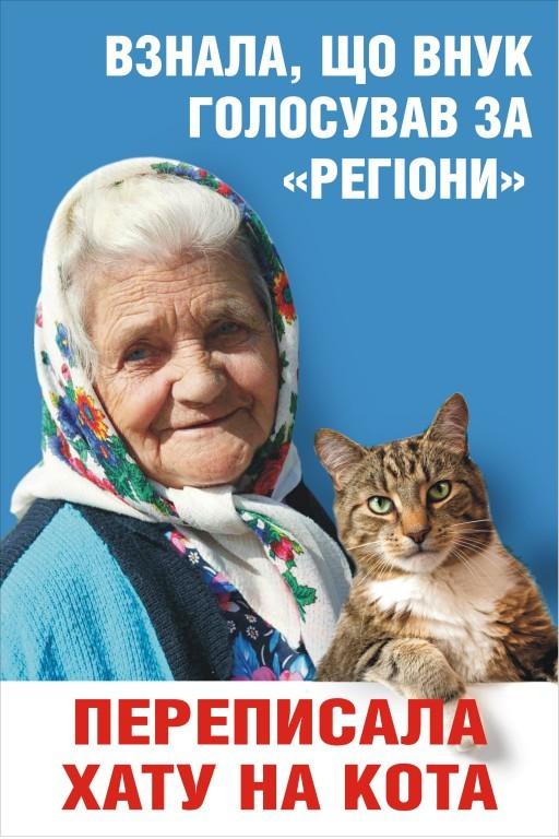 голосовал за януковича