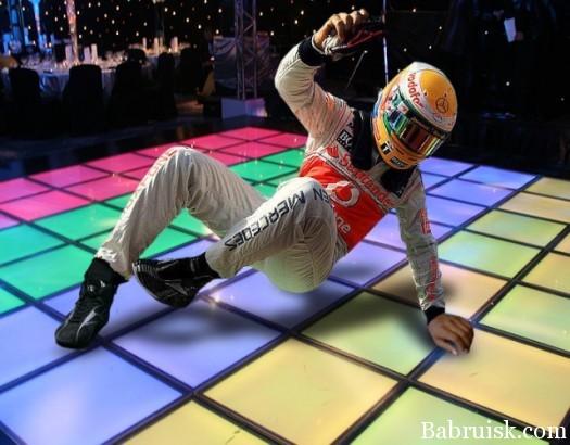 Hamilton Break-dance