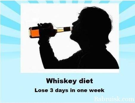 диета алкоголика