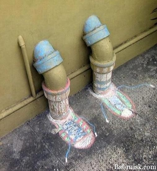 обалденные ножки