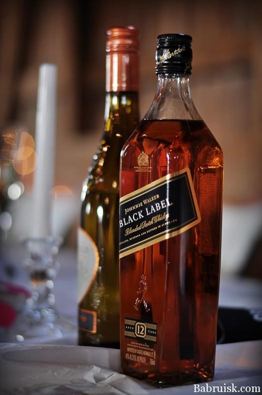 Виски Black Label в Бобруйске