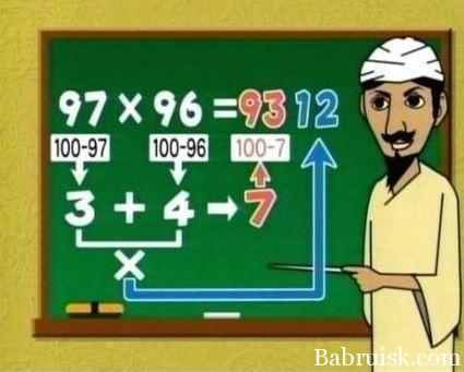 математическая закономерность