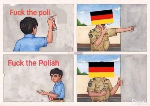 fuck the polish