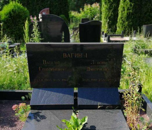 вагины на кладбище