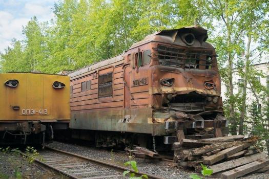 локомотивы с бодуна