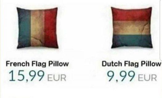 подушка нидерланды