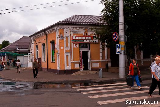 Кошкин дом, зоомагазин в Бобруйске