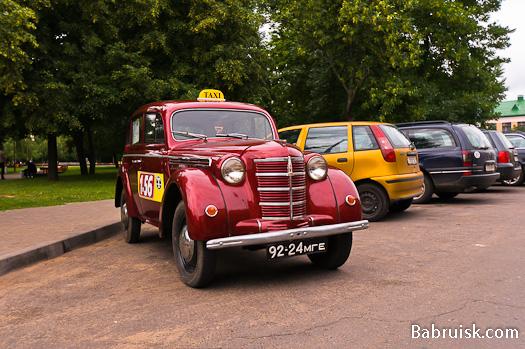 Такси в Бобруйске