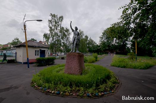 Детский парк в Бобруйске
